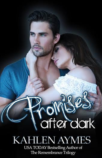 Kahlen Aymes - Promises After Dark - Blog Tour  - Literary Lust